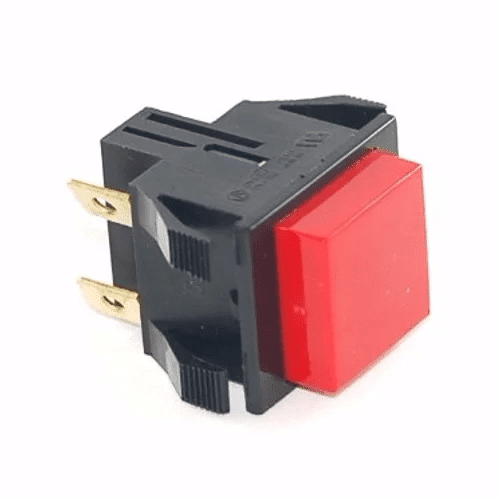 E-1045-6 Red Stop Button