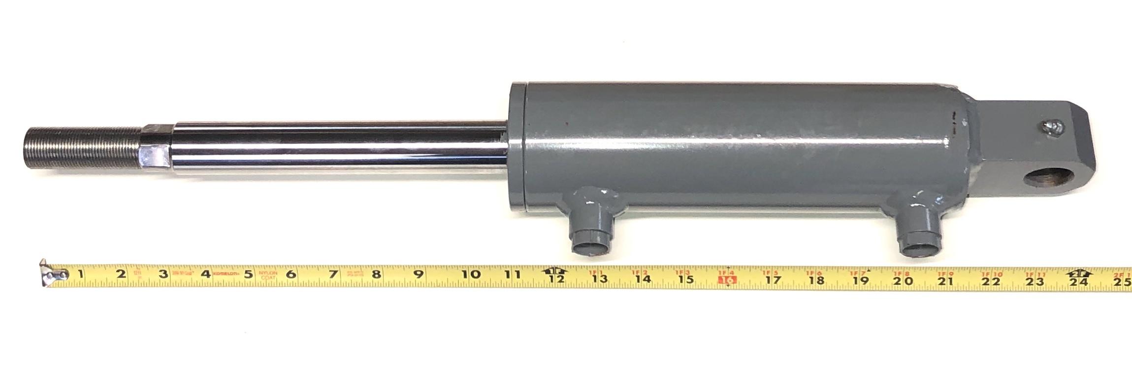 Challenge Knife Cylinder
