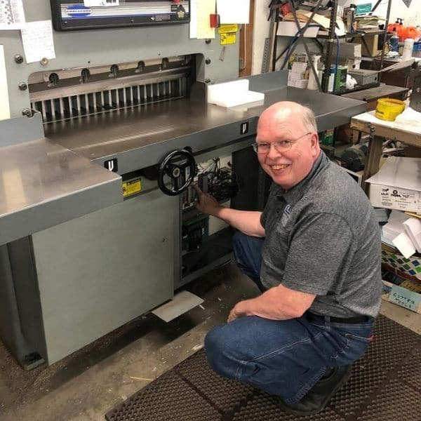 Obsolete Cutter Parts Owner Greg Cozart