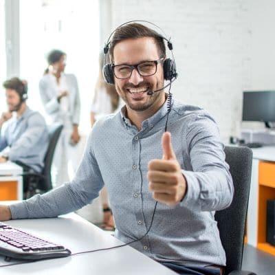 Print Equipment Phone Support